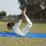 Dhanurasana for weight loss