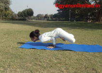 How to do Mayurasana